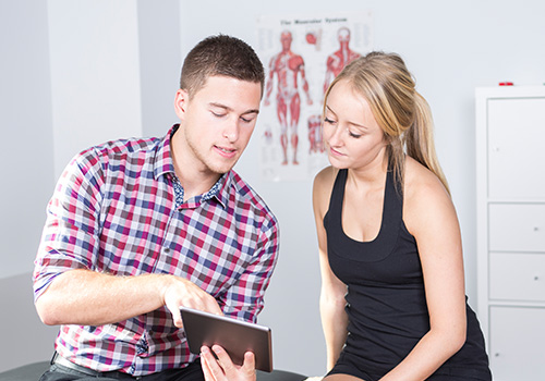Paperless Physical Therapy